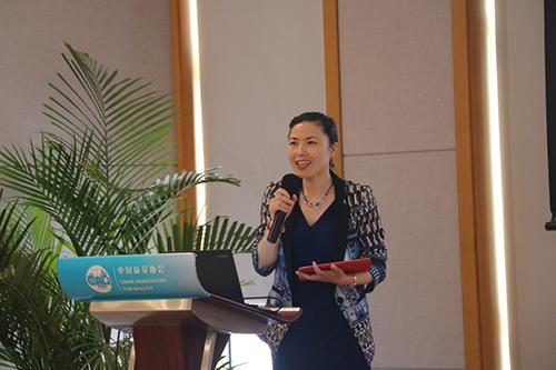 """中国质量大讲堂――""""5G发展与企业运营环境升级思考""""在京开讲"""