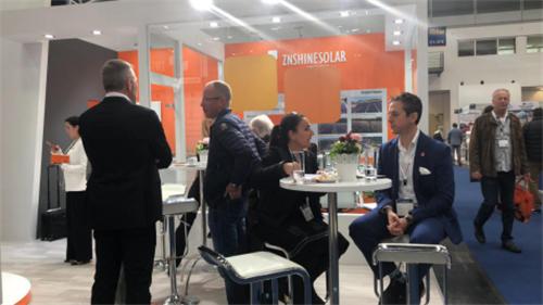 正信光电携多款高效组件出席Inter solar Europe 石墨烯技术成关注焦点