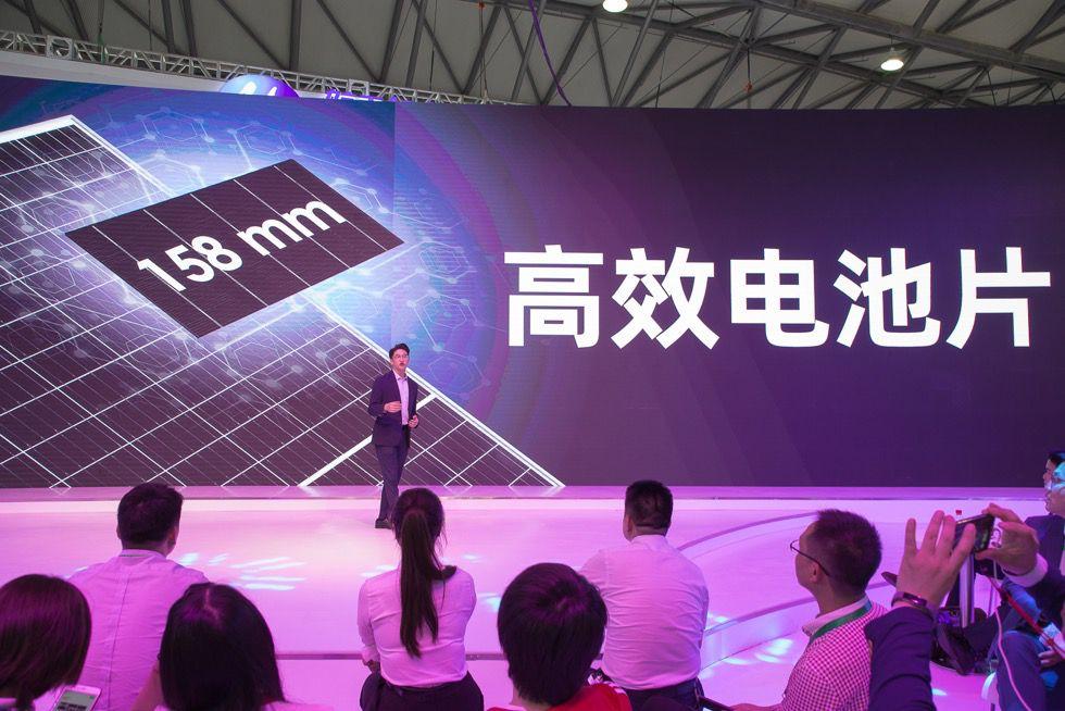晶科能源新品惊艳2019 SNEC  引领产业加速迈入高效单晶时代