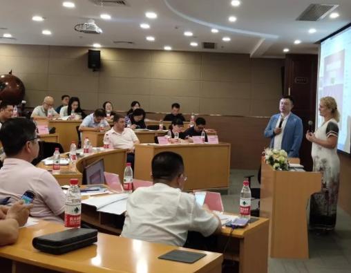 2019中俄(青岛)国际商贸座谈会成功举办