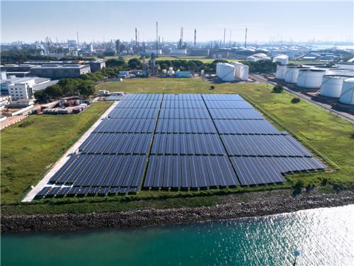 晋能科技为新加坡首个大型地面电站供应PERC高效单晶组件