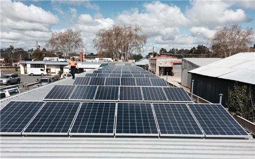 重磅|东方日升计划在澳投资超2GW可再生能源项目