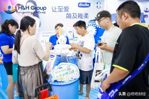 """健合""""新品军团""""强势来袭上海婴童展"""