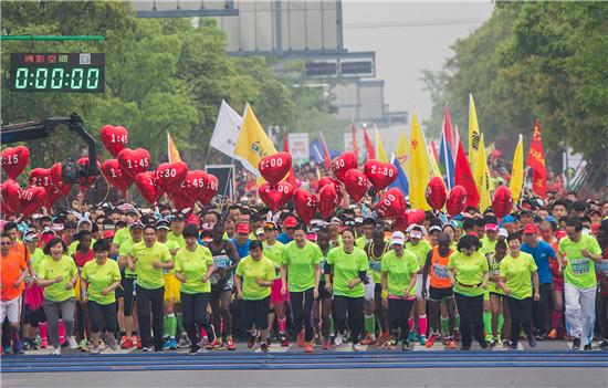 2019太湖图影国际马拉松即将开跑,强势升级福利众多