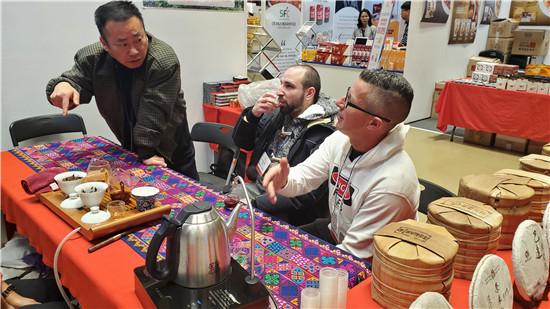 荣禾古茶在韩国大放光彩 究竟强在哪儿?