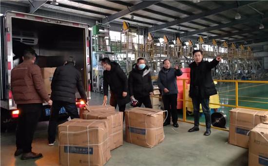 善举济世 真爱为民  上海市滁州商会副会长张浩