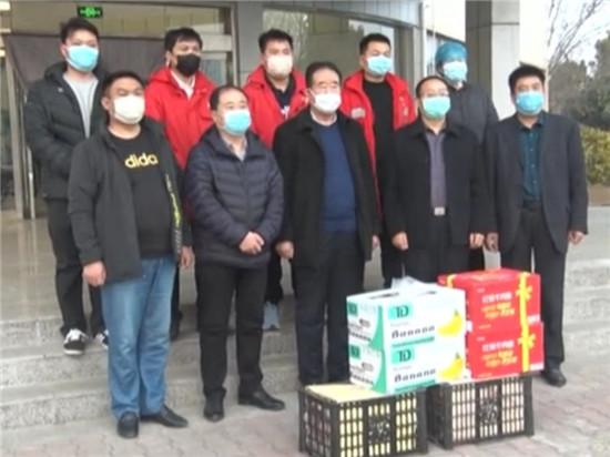战疫情:企业家黄启凤累计捐赠135万