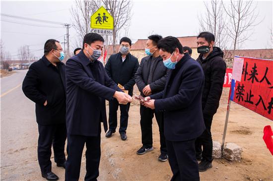 莒县城投:防疫生产两不误 多措并举助力棚户区改造
