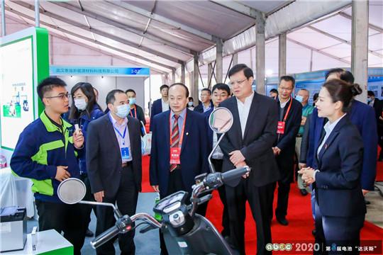 """电池""""达沃斯""""再次为长沙宁乡电池新能源产业链发展注入新活力"""