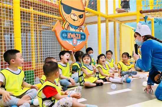 万达宝贝王突破创新:助力解决亿万孩子成长中的烦恼