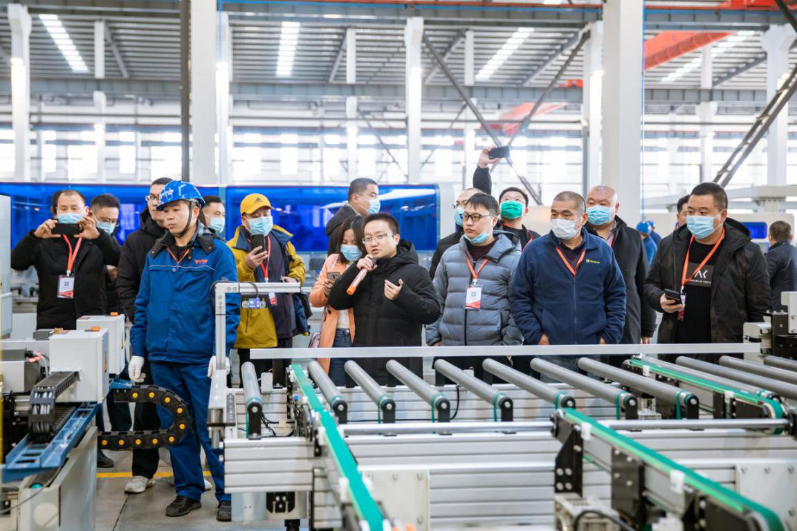 全国木门智能制造技术与装备发展研讨会在南通海安成功举办