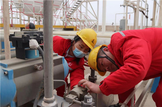 西北油田:2020年CNG产销量逾464.49万方