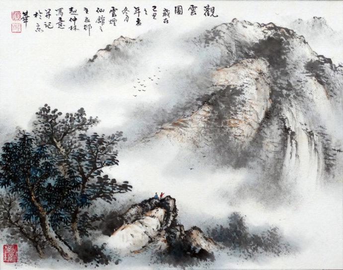 心言墨影话仲林 赵仲林的艺术人生