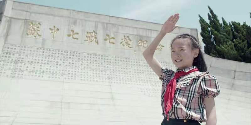 七彩花开,童心向党——海安七彩虹声乐献礼建党百年